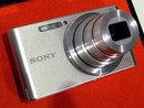 Sony Cyber Shot DSC W830 Silver (8)