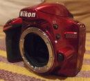 Nikon D3200 Red (11)