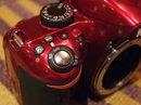 Nikon D3200 Red (13)
