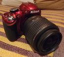 Nikon D3200 Red (5)