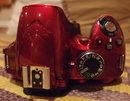 Nikon D3200 Red (8)