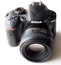 "Nikon D3400 DSLR (1) | <a target=""_blank"" href=""https://www.magezinepublishing.com/equipment/images/equipment/D3400-6180/highres/Nikon-D3400-DSLR-1_1476093711.jpg"">High-Res</a>"