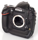 """Nikon D4 Front Angle Large 
