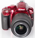 "Nikon D5300 Red (2) | <a target=""_blank"" href=""https://www.magezinepublishing.com/equipment/images/equipment/D5300-5314/highres/Nikon-D5300-Red-2_1383658330.jpg"">High-Res</a>"