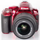 "Nikon D5300 Red (3) | <a target=""_blank"" href=""https://www.magezinepublishing.com/equipment/images/equipment/D5300-5314/highres/Nikon-D5300-Red-3_1383658340.jpg"">High-Res</a>"