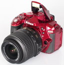 "Nikon D5300 Red (5) | <a target=""_blank"" href=""https://www.magezinepublishing.com/equipment/images/equipment/D5300-5314/highres/Nikon-D5300-Red-5_1383658363.jpg"">High-Res</a>"