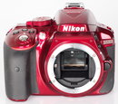 "Nikon D5300 Red (7) | <a target=""_blank"" href=""https://www.magezinepublishing.com/equipment/images/equipment/D5300-5314/highres/Nikon-D5300-Red-7_1383658387.jpg"">High-Res</a>"