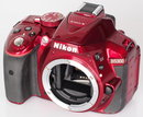 "Nikon D5300 Red (8) | <a target=""_blank"" href=""https://www.magezinepublishing.com/equipment/images/equipment/D5300-5314/highres/Nikon-D5300-Red-8_1383658399.jpg"">High-Res</a>"