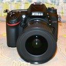 Nikon D7100 Front DSLR