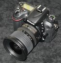 Nikon D7100 Angle View