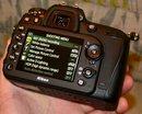 Nikon D7100 Screen on