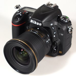 Nikon D750 Specifications