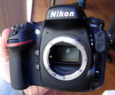 Nikon D800 hands on - front view