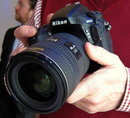 Nikon D800 hands on - handling four