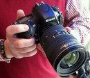 Nikon D800 hands on - handling
