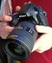 Nikon D800 hands on - handling two