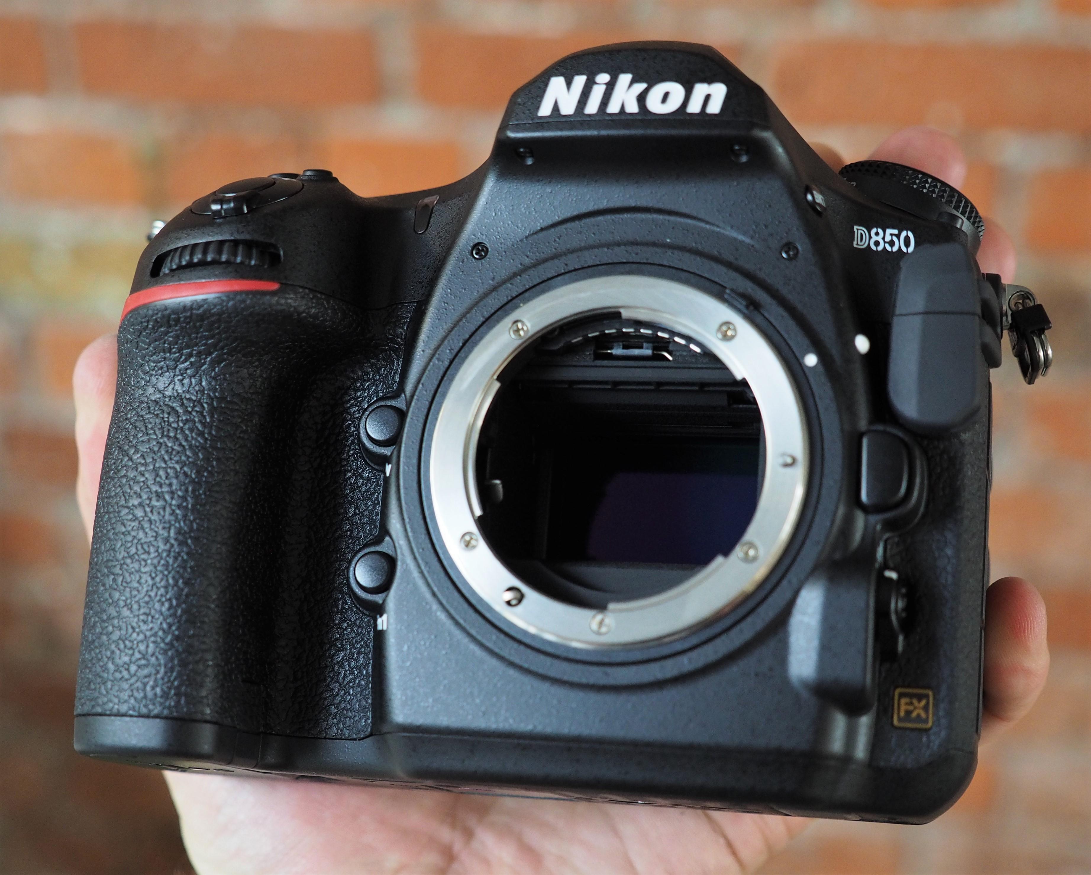 Nikon D850 Dslr Vs D810 Body Only High Res