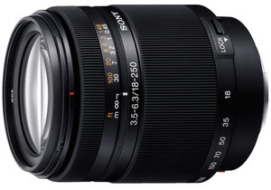 DT 18-250mm f/3.5-6.3