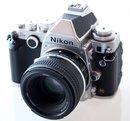 Nikon Df DSLR Silver (21) (Custom)