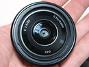 Sony Nex 20mm F28 E Mount Lens (5)
