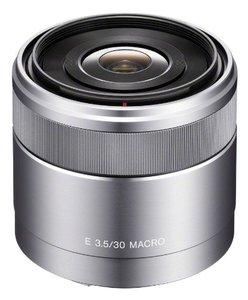 E 30mm f/3.5 Macro SEL30M35