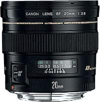 EF 20mm f/2.8 USM