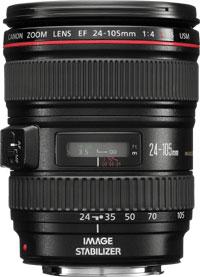 EF 24-105mm f/4L IS USM