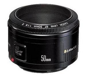 EF 50mm f/1.8 II