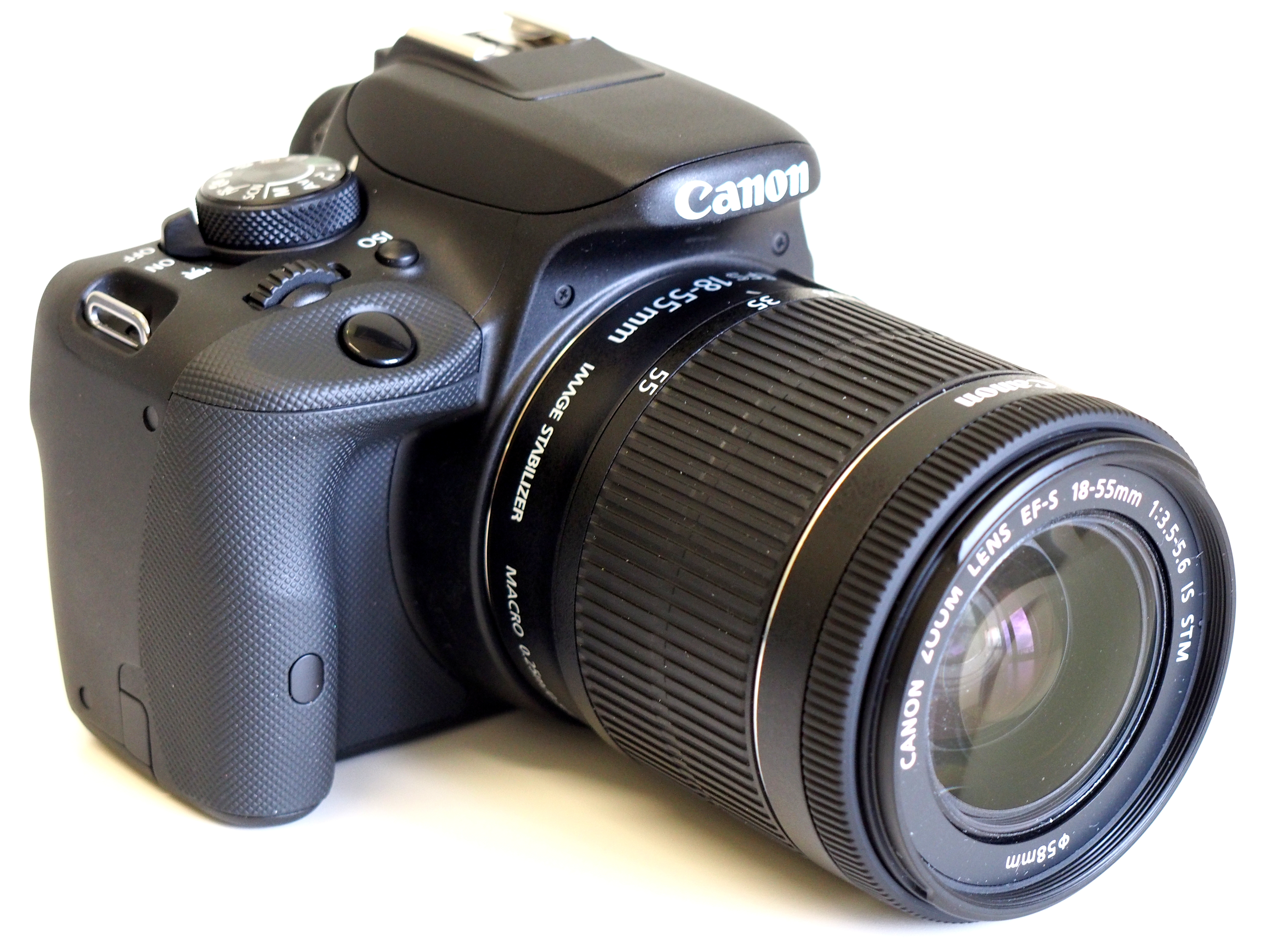 Canon EOS 100D Hands-On Preview