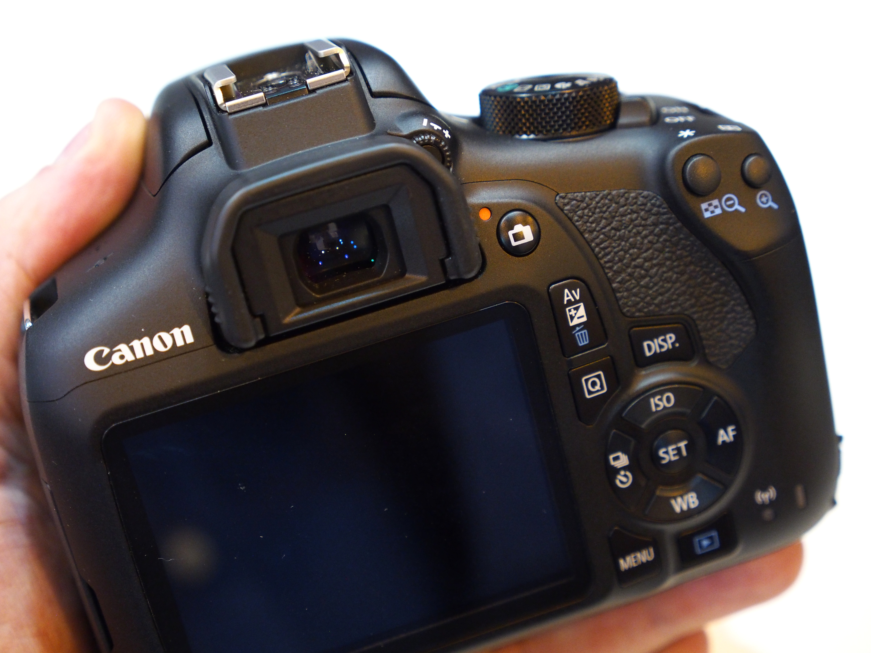 Canon Eos 1300d Dslr Hands On Preview