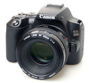 """Canon EOS 250D Black (2) 