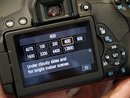 Canon EOS 650D ISO settings