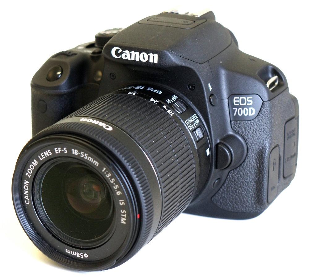 Camera Canon Eos 700d Dslr Camera canon eos 700d hands on preview photos of equipment