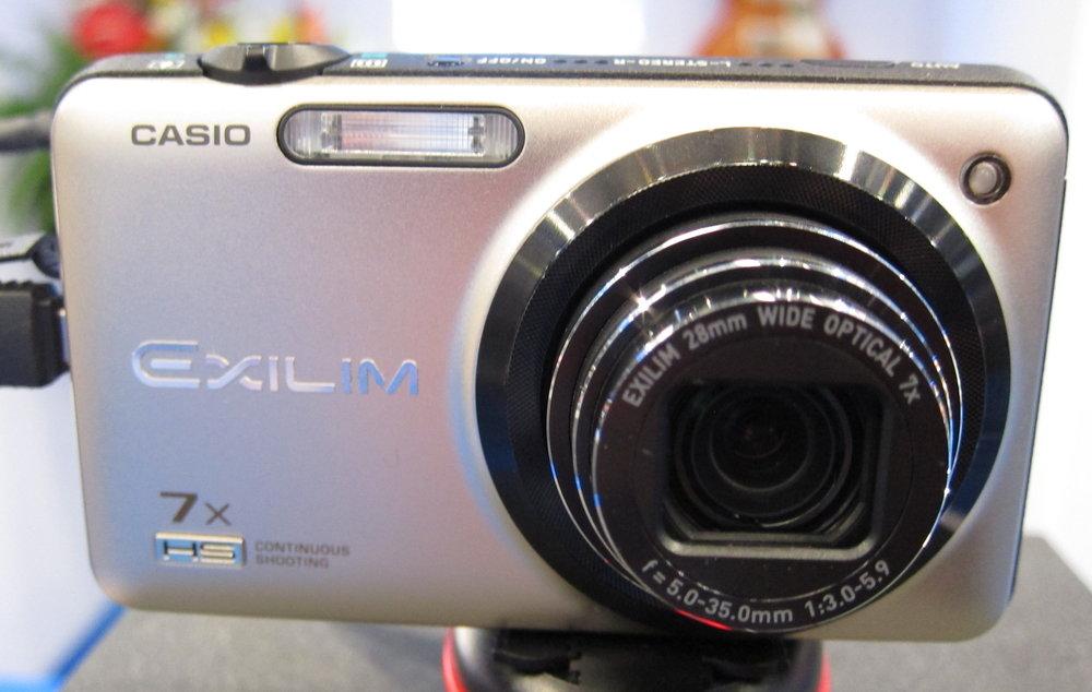 Casio Exilim Pro EX-F1 Digital Camera TechHive