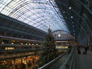 St. Pancras | 1/125 sec | f/8 | 12.0 mm | ISO 3200