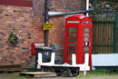 Freshly Painted Telephone Box | 1/60 sec | f/8.0 | 200.0 mm | ISO 200