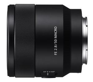 FE 50mm f/2.8 1:1 Macro