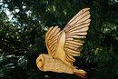 Garden Wooden Owl | 1/60 sec | f/8.0 | 50.0 mm | ISO 200