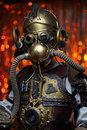 Steampunk Robot | 1/100 sec | f/2.2 | 85.0 mm | ISO 100