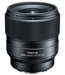 FiRIN 20mm f/2 FE AF