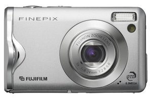 FinePix F20 Zoom
