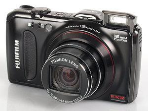FinePix F550 EXR