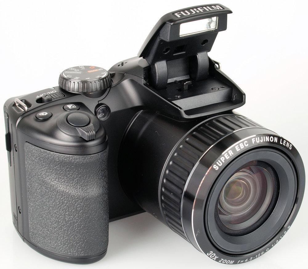 Fujifilm FinePix S4800 Images