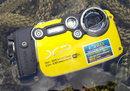 "Fujifilm Finepix Xp200 Underwater   <a target=""_blank"" href=""https://www.magezinepublishing.com/equipment/images/equipment/FinePix-XP200-5132/highres/fujifilm-finepix-xp200-underwater_1368710826.jpg"">High-Res</a>"