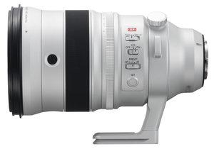 Fujinon XF 200mm f/2 R LM OIS WR