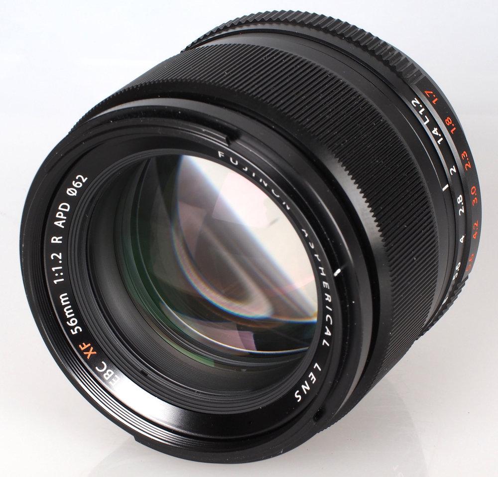 Fujifilm Fujinon Xf 56mm F 12 R Apd Images Xf56mm Portrait