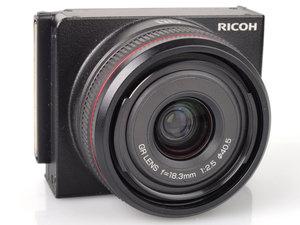 GXR GR LENS A12 28mm f/2.5