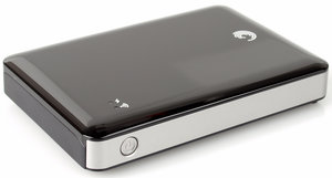 GoFlex Satellite Wireless Hard Drive 500GB