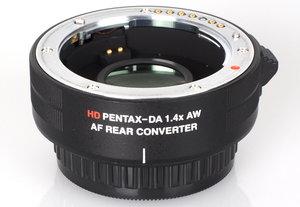 HD PENTAX DA AF 1.4X AW rear converter