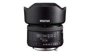 HD PENTAX-FA 35mm f/2 AL